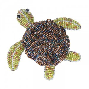 Small Beaded Sea Turtle