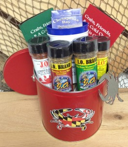 The Camping Bucket